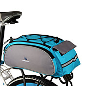Rosewheel Bolsa para Bicicleta 13LBolsa Maletero/Bolsa Lateral Bolsas MaleteroBanda reflectante Impermeable Bolsa de agua integrada