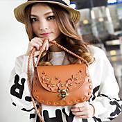 Fashion Classic punto cadena Crossbody Bag