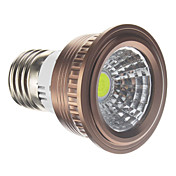 Focos LED Regulable E26/E27 4W 320 LM Blanco Fresco AC 100-240 V