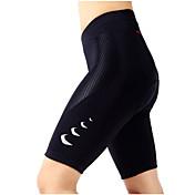 TASDAN Pantalones Acolchados de Ciclismo Mujer Bicicleta Shorts/Malla corta Pantalones Cortos Acolchados Prendas de abajoSecado rápido