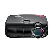 DF-41 LCD SVGA (800x600) Proyector,LED 3500 Portable HD 3D Proyector