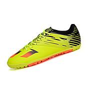 Atletické boty-PU-Pohodlné-Chlapecké-Černá Žlutá Bílá Stříbrná-Běžné Atletika-Plochá podrážka