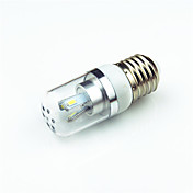 3.5w e14 g9 gu10 e12 e27 llevó las luces b-pin 6 smd 5730 150-200 lm blanco caliente fresco blanco decorativo ac85-265 v 1 pcs
