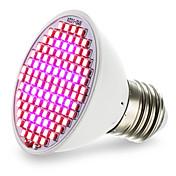 6W E27 Luz de LED para Estufas 106 SMD 3528 2500-3000 lm Vermelho Azul V 1 pç