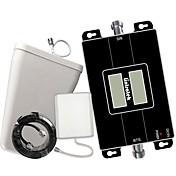 lintratek 65db lcd display gsm 850 3g 1900 repetidor de banda dual cdma pcs celular amplificador umts pcs celulares móvil booster para