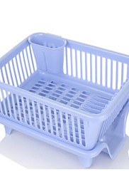 1 Cozinha Plástico Organizadores de talheres