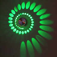 AC 110-130 交流220から240 3 集積LED コンテンポラリー 電気メッキ 特徴 for LED 電球は含まれています,アンビエントライト ウォールライト