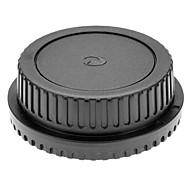 Takalinssin + Kameran runko Cover suojus Canon EOS EF EF-S