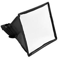 15x17cm Tragbare Flash-Softbox Diffusor für Canon Nikon SpeedLight