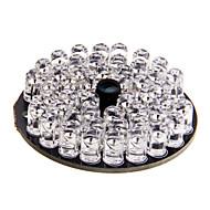 48 LED infrarouge Conseil Illuminateur pour 60mm-Coquille caméra de sécurité CCTV