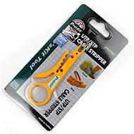 Pro'sKit 8PK-CT001 UTP / STP kabel Stripper