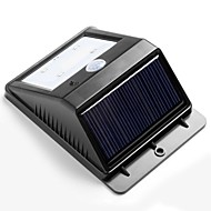 4 Bright LED Wireless Solar Powered Motion Sensor Απλίκας