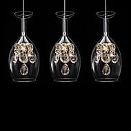 5 Függőlámpák ,  Modern/kortárs Kuhinjski luster sa tri sijalice Mások Funkció for LED Fém Nappali szoba Étkező Konyha Játékszoba