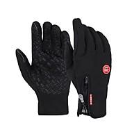 Спортивные перчатки Универсальные Перчатки для велосипедистов Осень Весна Зима ВелоперчаткиСохраняет тепло Водонепроницаемость С защитой