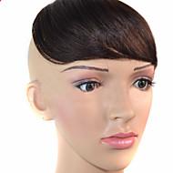 Offre spéciale pour les nouveaux sans soudure frange obliques visage modifié deux couleurs en option