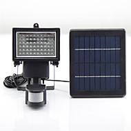 y-solar 60 LED solární pohon vedl nouzové dobíjecí světla LED světlo camping PIR čidla venkovní solární lampy sl1-17