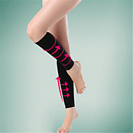 Unisex Sleeveless Compression Socks Compression Socks for Yoga Camping / Hiking Exercise & Fitness Leisure Sports Cycling/Bike Spandex