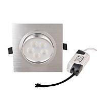 5W Lumini Recessed 5 LED Putere Mare 450 lm Alb Cald Decorativ AC 85-265 V 2 bc