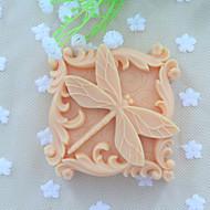 Dragonfly Animal Soap Mold  Fondant Cake Chocolate Silicone Mold, Decoration Tools Bakeware