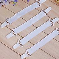 ノベルティ創造プラスチック/ゴムバンド実用的なシートホルダ(4個/カード)