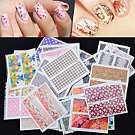 Nail Jewelry - Muuta - Lovely - Sormi - 6*4*1 - 30Pcs
