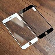 Karkaistu lasi Räjähdyksenkestävät / 9H kovuus / Naarmunkestävä Näytönsuoja NaarmunkestäväScreen Protector ForApple iPhone 6s/6