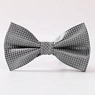 Silver Box Formal Bow Tie
