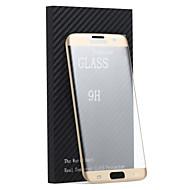 Samsung Galaxy S7 reuna näytön suojus karkaistua lasia teräväpiirtotelevisio karkaistu lasi kalvo
