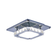 8 埋込式 ,  現代風 クロム 特徴 for クリスタル LED メタル リビングルーム ベッドルーム ダイニングルーム 研究室/オフィス 廊下
