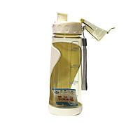 Canecas de Viagem / copo para Talheres e Copos de Viagem Plástico-Roxo Café Azul