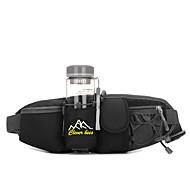 Magetasker Belte med flaskeholder Mobilveske Vannsekker Belte Veske til Sykling/Sykkel Løp Camping & Fjellvandring Sportsveske