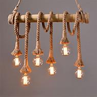 Riipus valot ,  Traditionaalinen/klassinen Rustiikki Vintage Retro Maalaistyyliset Muut Ominaisuus for Minityyli MetalliLiving Room