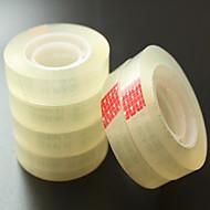 a9-23 fita de embalagem transparente de vedação fita de vedação fita de papel papelaria pequena fita de um saco em cada dez