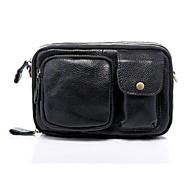 Unisex Kuskinn Fritid Livvidde Bag