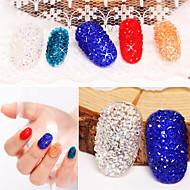 500pcs Nail Art Decoration tekojalokivi Pearls meikki Kosmeettiset Nail Art Design