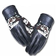 Lange Vinger Nylon Katoen motorfietsen Handschoenen