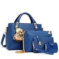 Women PU Casual Outdoor Bag Sets