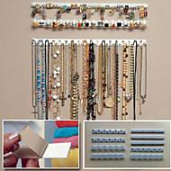 Sieradenorganizers Kunststof metKenmerk is Voor tijdens de reis , Voor Sieraden