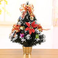творческие рождественские украшения поставляет красивые елки