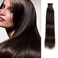 20pcs / lot 14inch taśma w 100% ludzkich włosów rozszerzeniach skóry PU wątek 40g proste włosy