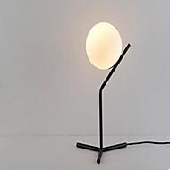 40 Moderni/nykyaikainen Työpöydän lamppu , Ominaisuus varten LED Silmäsuoja , kanssa Maalattu Käyttää Päälle/pois -kytkin Vaihtaa