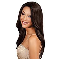 Włosy naturalne Włosy indyjskie Człowieka splotów włosów Yaki Przedłużanie włosów 1 sztuka Brąz