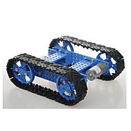 Leketøy til Gutter Oppdagelsesleker Stridsvogn Metall Plast Brun