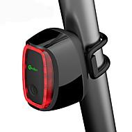 Luz Traseira Para Bicicleta LED - Ciclismo Recarregável Fácil de Transportar Lumens Bateria Ciclismo Motocicleta