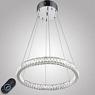 Privjesak Svjetla ,  Modern/Comtemporary Traditional/Classic Electroplated svojstvo for Crystal LED Dinmable MetalLiving Room Bedroom