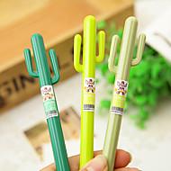 gel Pen Pen Gel Pennen Pen,Kunststof Vat Zwart Inktkleuren For Schoolspullen Kantoor artikelen Pakje