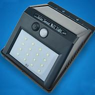 zonne menselijk lichaam infrarood sensor wandlamp