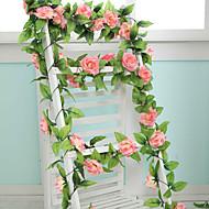1 Gałąź Others Roses Kwiaty na ścianę Sztuczne Kwiaty 10*10