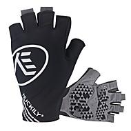 Nuckily Спортивные перчатки Жен. Муж. Перчатки для велосипедистов Весна Лето Осень ВелоперчаткиУльтрафиолетовая устойчивость Дышащий