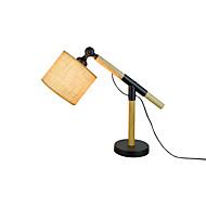 60 Moderno/ Contemporâneo Luminária de Escrivaninha , Característica para LED , com Outro Usar Interruptor On/Off Interruptor
